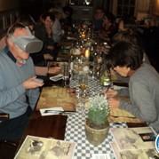 13) VR Moordspel Diner Leiden