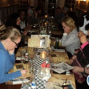 18) VR Moordspel Diner Leiden