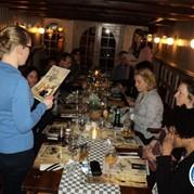 2) VR Moordspel Diner Leiden