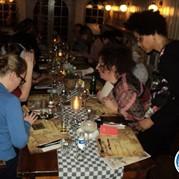 29) VR Moordspel Diner Leiden