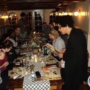 4) VR Moordspel Diner Leiden