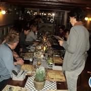 5) VR Moordspel Diner Leiden