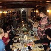 6) VR Moordspel Diner Leiden