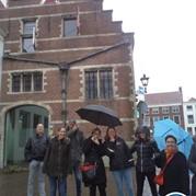 9) Wie is de Rat?  Middelburg