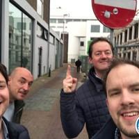 Hunted Arnhem