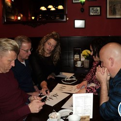 Escape Dinner Room Spel Deventer