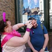 4) Sex in the City - Vrijgezellendag voor Vrouwen Brugge