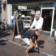 4) 60 seconden! Harderwijk