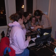 1) Augmented Reality Diner Game Mechelen