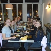3) Augmented Reality Diner Game Mechelen