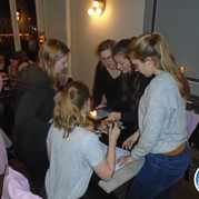 4) Augmented Reality Diner Game Mechelen