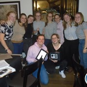 6) Augmented Reality Diner Game Mechelen