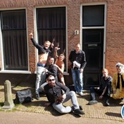 13) The Hangover  Haarlem