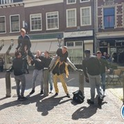 4) The Hangover  Haarlem