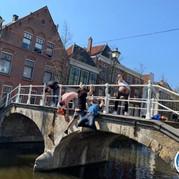 9) The Hangover  Delft