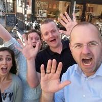 The Phone Citygame Leiden