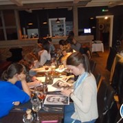 13) Escape Dinner Room Spel Antwerpen