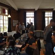 8) Escape Dinner Room Spel Antwerpen