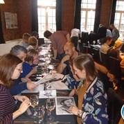 9) Escape Dinner Room Spel Antwerpen