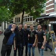 1) Crazy 88 Stadspel  Utrecht
