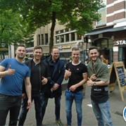 2) Crazy 88 Stadspel  Utrecht