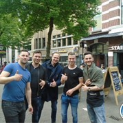 3) Crazy 88 Stadspel  Utrecht