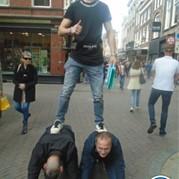 7) Crazy 88 Stadspel  Utrecht