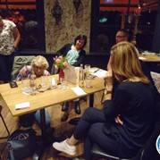 12) 60 seconden! Diner spel Alkmaar