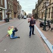 16) The Hunt Leiden