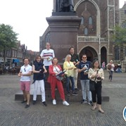1) Wie is de Rat?  Delft