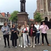 16) Wie is de Rat?  Delft