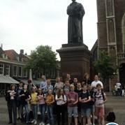 9) Wie is de Rat?  Delft