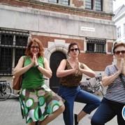 6) City Game ontstress de kip! Antwerpen