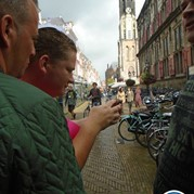 15) Wie is de Rat?  Delft