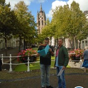 21) Wie is de Rat?  Delft