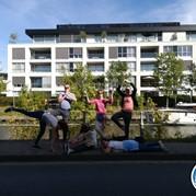 10) City Game ontstress de kip! Kortrijk