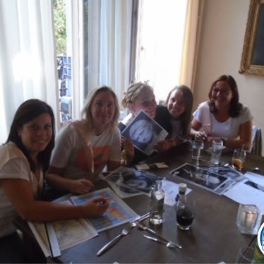 Escape Dinner Room Spel Maastricht