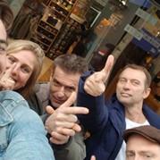 6) Cluedo Amsterdam