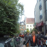 23) Escape in the City Amersfoort