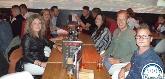 Wie ontdekt de Verrader? aan tafel Utrecht