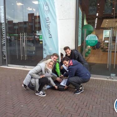 City Gps Tocht Dordrecht