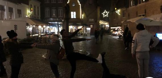HELP, de Directeur is ontvoerd! Brugge