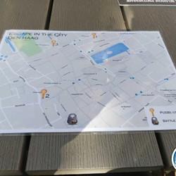Escape in the City Den Haag