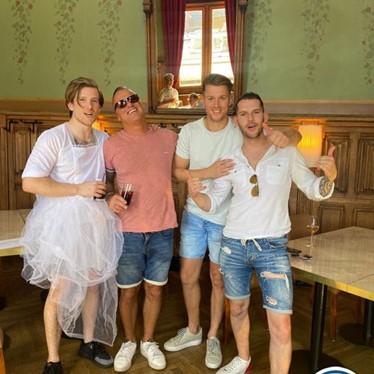The Hangover  Amsterdam