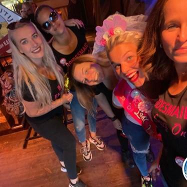 The Hangover vrouwen party (zonder horeca) *  (Eigen locatie)