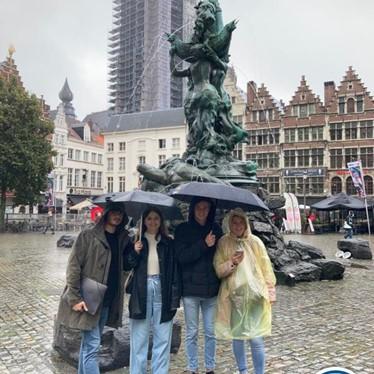 Wie is de Rat?  Antwerpen