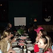 10) Gooische Vrouwen diner Utrecht