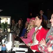 14) Gooische Vrouwen diner Utrecht