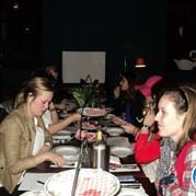 9) Gooische Vrouwen diner Utrecht